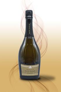 Brut Blanc de Blancs Influence Boisée - Champagne Vincent Bennezon