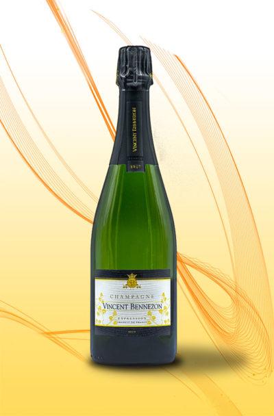 Brut Expression - Champagne Vincent Bennezon