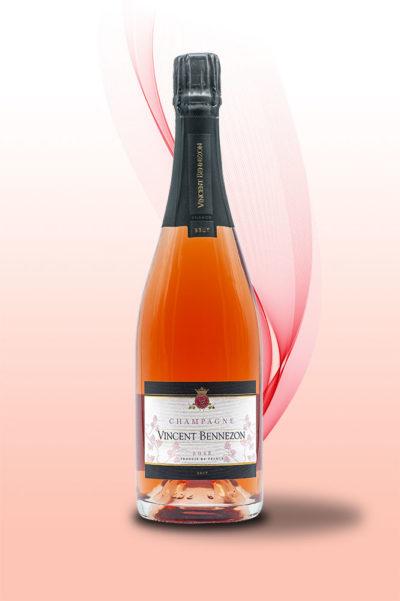 Brut Rosé - Champagne Vincent Bennezon