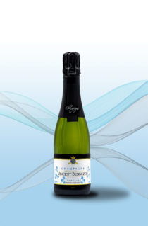 Demi Brut Tradition - Champagne Vincent Bennezon