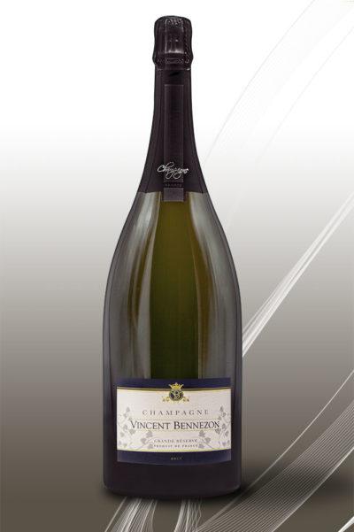 Magnum Grande Réserve - Champagne Vincent Bennezon